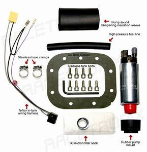 Racetronix    Walbro C4 Fuel Pump Kit Sale