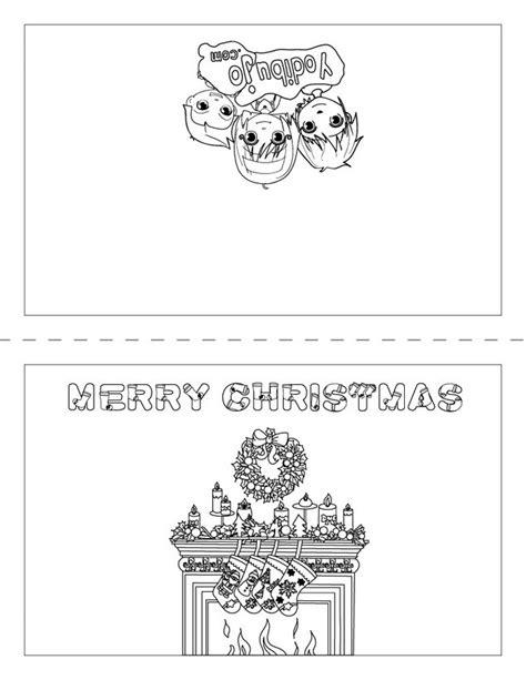 imagenes  colorear de merry christmas colorear