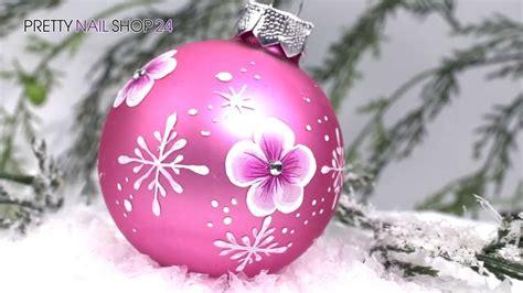 weihnachtskugeln selber machen trendstyle weihnachtskugeln selbst gestalten