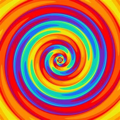 Around Mesmerizing Gifs Circle Epileptic Circling Giphy