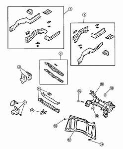 Chrysler Grand Voyager Isolator  Used For  Nut And Washer