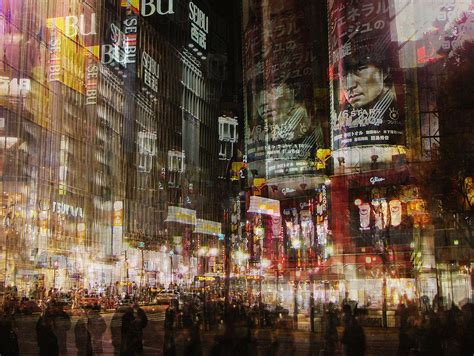 inspiration multi exposure photography  stephanie jung
