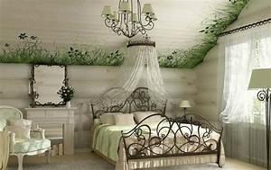 Schlafzimmer Vintage Style : wohnideen mit dachschr ge in k che bad wohn schlafzimmer ~ Michelbontemps.com Haus und Dekorationen
