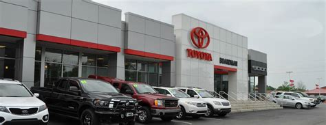 Toyota And Used Car Dealer Serving Youngstown