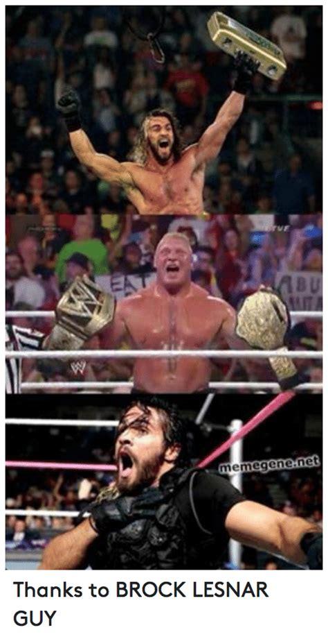Brock Meme Brock Lesnar Memes Of 2017 On Sizzle