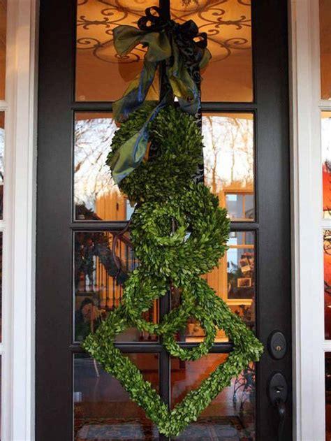 christmas wreaths  entrance ultimate home ideas