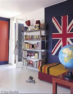 chambre d39enfant version ado creatrices de la marque de With mobilier chambre d enfant