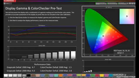 aja lut box 3d lut display color calibration with calman