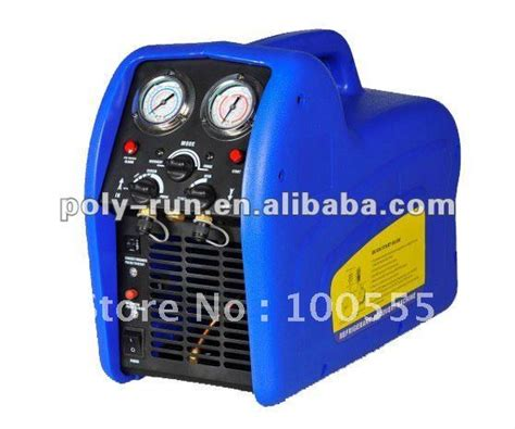 Portable Auto Refrigerant Recovery Recycling Machine