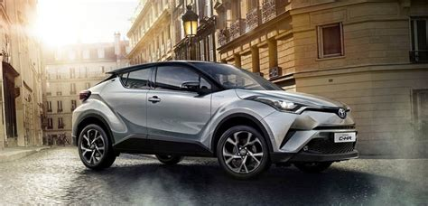toyota chr  hybrid dynamic cvt contract hire