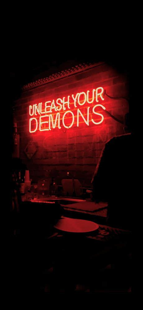unleash your demons for the ix aesthetic grunge