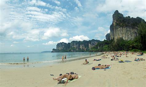 railay beach wikipedia
