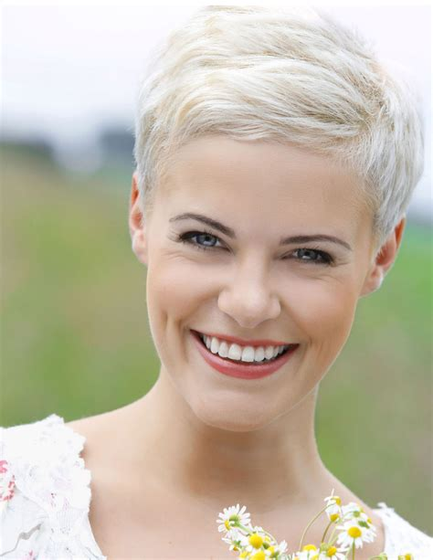 short pixie cut ladies white wig rewigscom