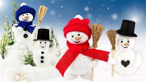basteln kinder weihnachten ideen mit herz niedliche schneem 228 nner basteln perl modellierschaum weihnachten kinder