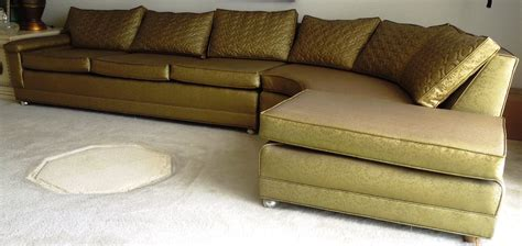 antique sofa for sale vintage 1960s sofa couch vinyl gold color for sale