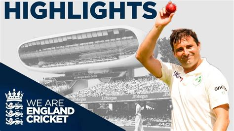 20 Wickets Fall In One Day! | England v Ireland Specsavers ...