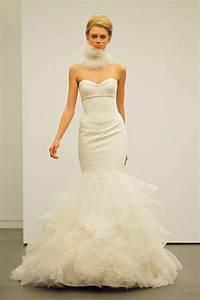vera wang lace mermaid wedding dress with sweetheart With mermaid wedding dresses vera wang