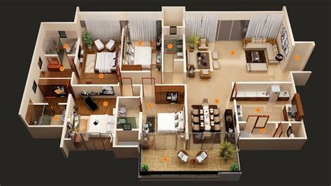bedroom apartment house plans architecture design youtube