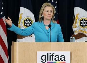 Hillary clinton is gay