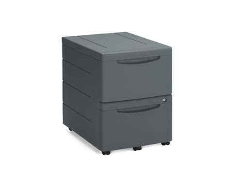desk with file storage under desk filing cabinets safco under desk printer stand