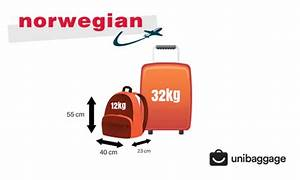 Norwegian airlines hand luggage limit