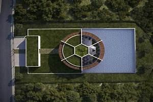 Maison De Lionel Messi : messi un projet de maison en forme de 10 qui fait pol mique ~ Melissatoandfro.com Idées de Décoration