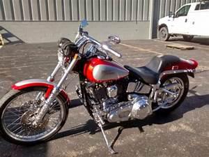 1984 Harley Davidson Softail Custom Engraved Show Bike