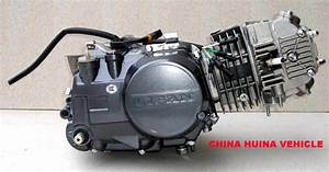 China 125cc  138cc Lifan Air Cooled    Oil Cooled Engine