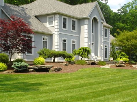 front yard landscaping ideas houzz  garden inspirations