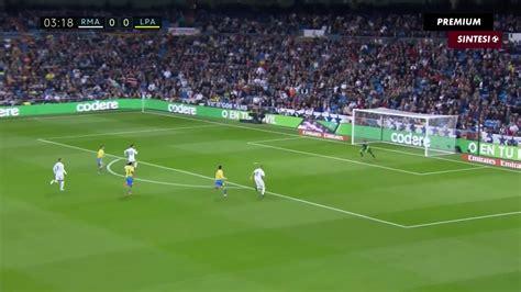© סופק על ידי הארץ קאסמירו לאחר שהחמיץ מול סוסיאדד, הערב צילום: ריאל מדריד נגד לאס פאלמאס תקציר המשחק - YouTube