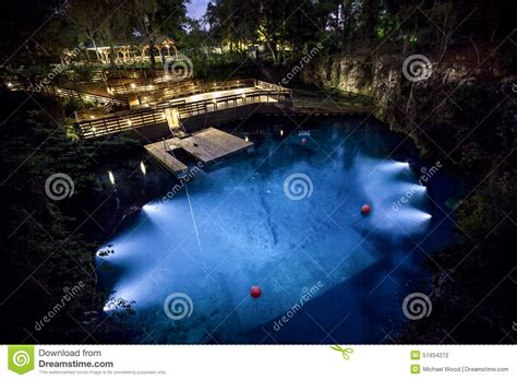 blue dive blue grotto dive resort at stock photo image of