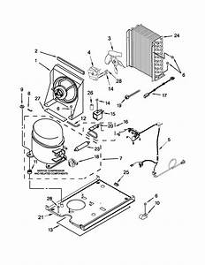 33 Whirlpool Ice Maker Parts Diagram