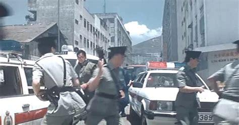 imcdborg  ford cortina estate hk police mkv