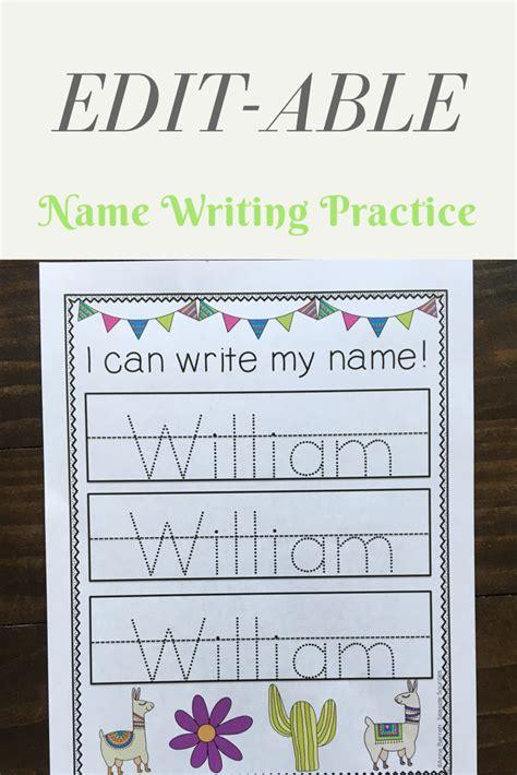 editable  tracing practice  writing practice