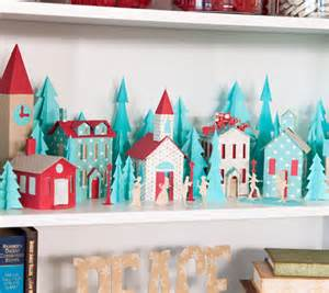 Cricut Christmas Village