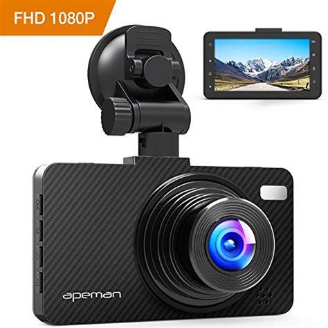 apeman dash apeman dash recorder dvr car dashboard with 1080p fhd 3 0 quot screen vision