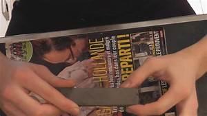 Comment Aiguiser Un Couteau : comment aiguiser un couteau pierre a huile et fusil youtube ~ Melissatoandfro.com Idées de Décoration