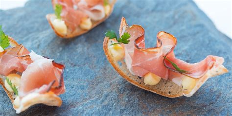 canape italia canapé recipes great chefs