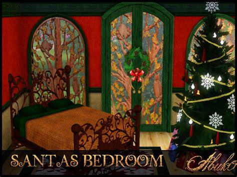 abuks santas bedroom