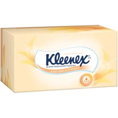 Kleenex 0291 Aloe Vera Tissues Box/95 | Staples now Winc