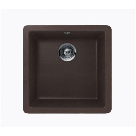 quartz composite kitchen sinks mocha quartz composite single bowl undermount drop in 4471