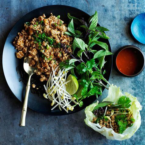 thai chicken lettuce wraps williams sonoma taste