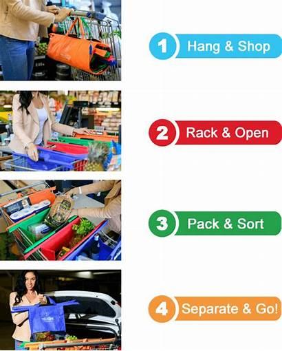 Trolley Bags Shopping Bag