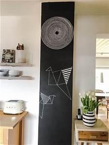 Die schonsten ideen mit tafelfarbe tafellack und tafelfolie for Tafelwand küche