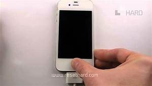 iphone 5 reset without apple