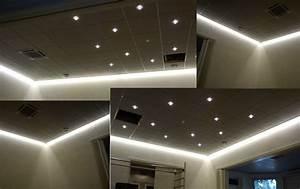 Bad Deckenbeleuchtung Led : led deckenbeleuchtung selber machen die neuesten innenarchitekturideen ~ Markanthonyermac.com Haus und Dekorationen