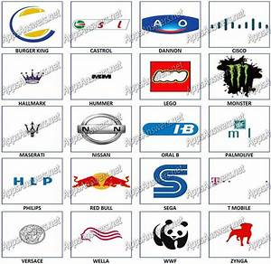 Guess Brand Answers Level 6 images