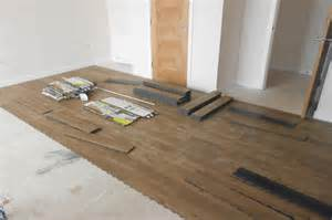 LVT Flooring Installations