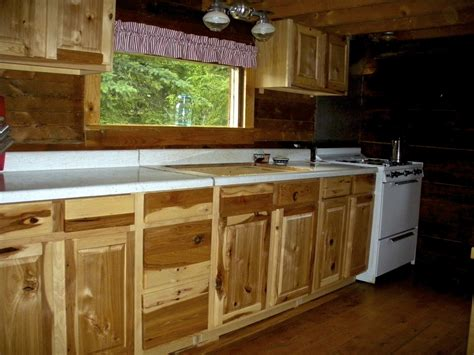 cabin style kitchen cabinets lowe 39 s kitchen cabinets hickory cabin style explore