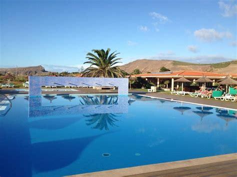 hotel vila baleira porto santo piscina picture of vila baleira resort porto santo
